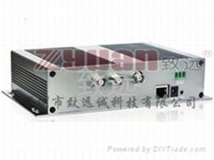 D1单路 流媒体网络视频解码器