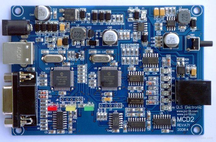 PCB assembly service 1
