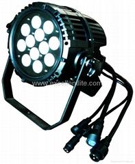 stage light LED lighting 12*10W RGBW 4 in 1 LED waterproof par