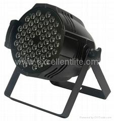 Stage light LED lighting LED par can 54*3W RGBW