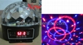 Stage light LED lighting effect LED Magic Ball 6*3W RGB