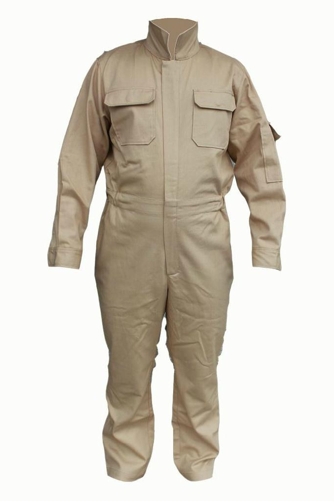 Breathable Flame Resistant Coverall  1