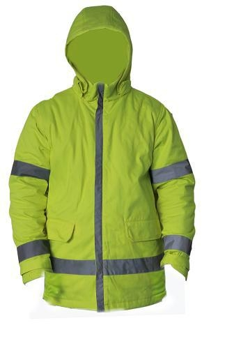 High Visibility Triple-layer Flame Resistant Jacket  1