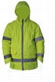 High Visibility Triple-layer Flame