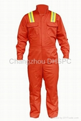 Electric Arc Flash Flame Retardant Coverall