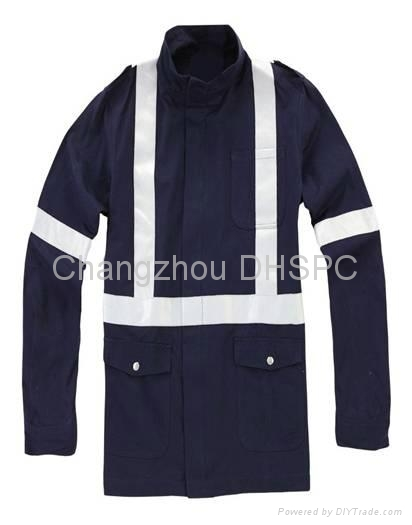 High Visibility Flame Resistant Parka  1