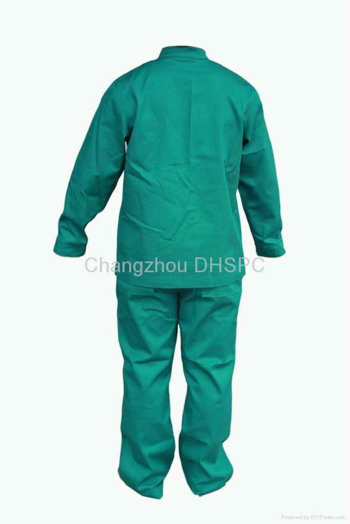 Flame Resistant Suit  2