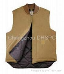 Flame Resistant Vest