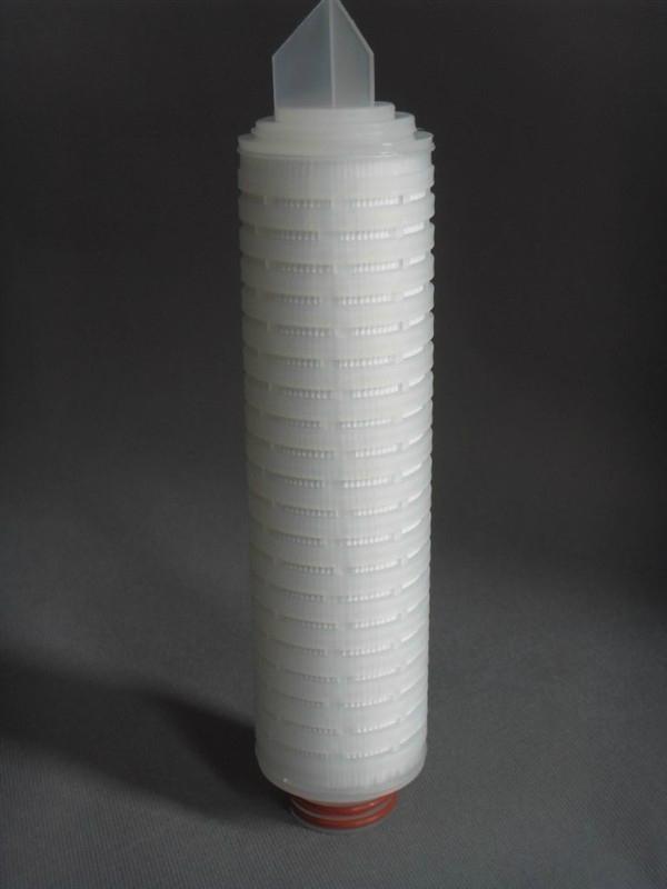 批發供應專業微孔折疊濾芯 2