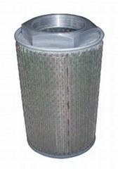 供應高壓柱塞泵小型5寸進水精密過濾器