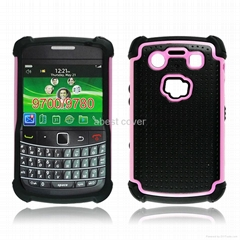 Triple Cellphone Defender Case Cover for Iphone Blackberry HTC Samsung
