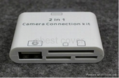 camera connection kit card reader for ipad