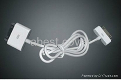Extra Long 6 Foot (6ft) for iPhone / iPod USB Charge and Sync Cable