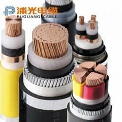 交聯聚乙烯絕緣電力電纜