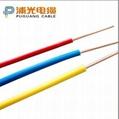 聚氯乙烯絕緣屏蔽電纜