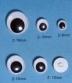 钮扣型活动眼睛