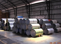2nd PRE-PAINTED GALVANIZED STEEL COIL