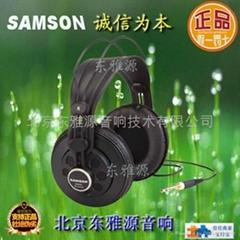 山逊SR850录音室耳机 美国SAMSON