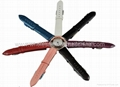 Leather Multicolor Watch bands