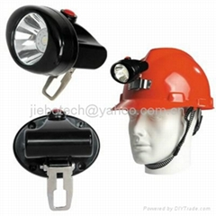 Miner's cap lamp/LED miner cap lamp/LED miner cap light