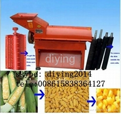 corn sheller .corn thresher