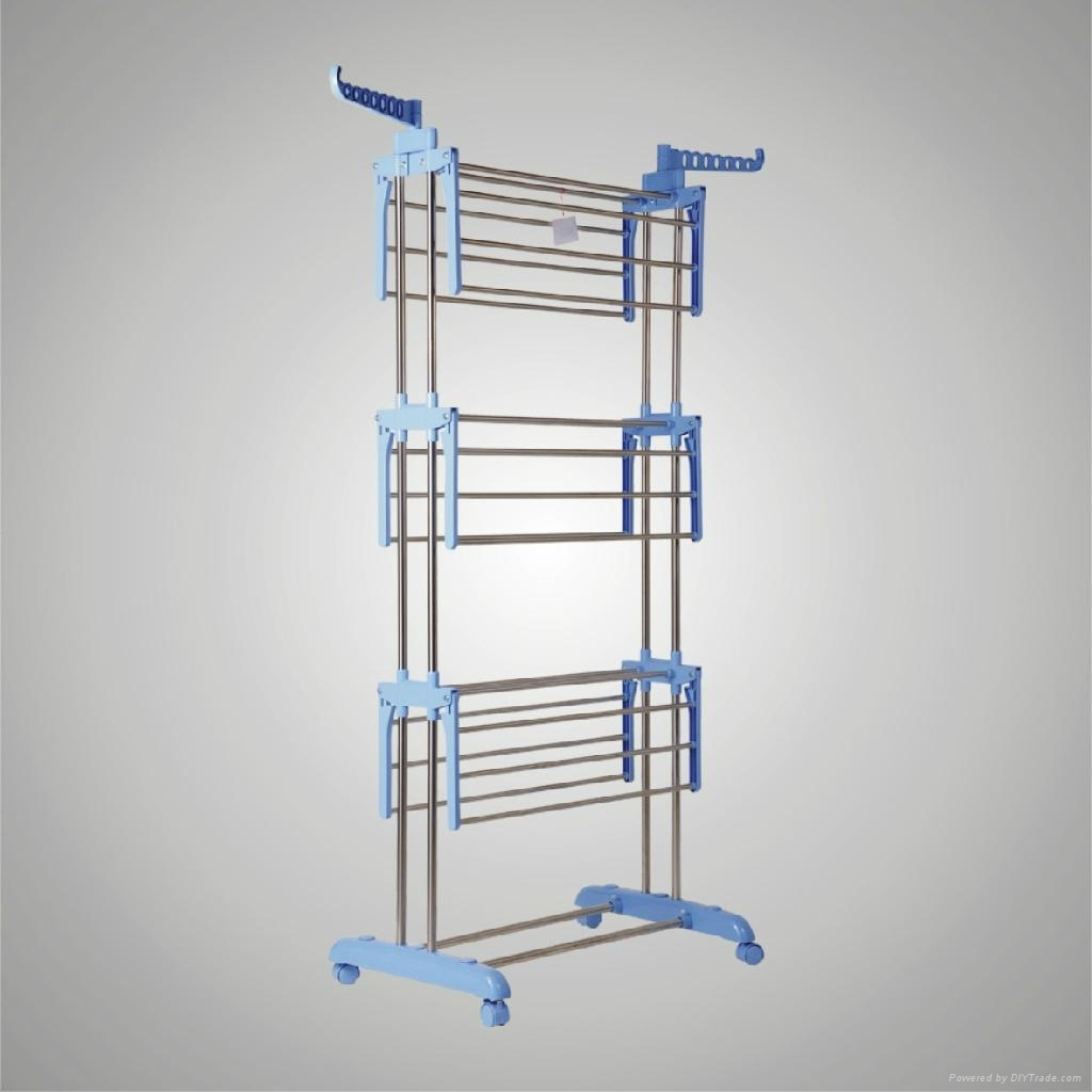 Three Layer Multifunctional clothes dryer - MR-8031 ...