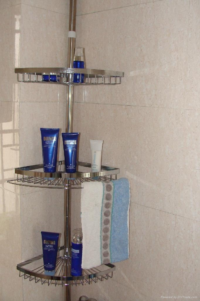 bathroom pole shelf 3