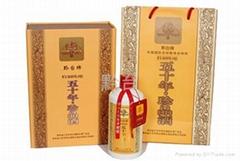 500ML53度醬香型白酒黔台