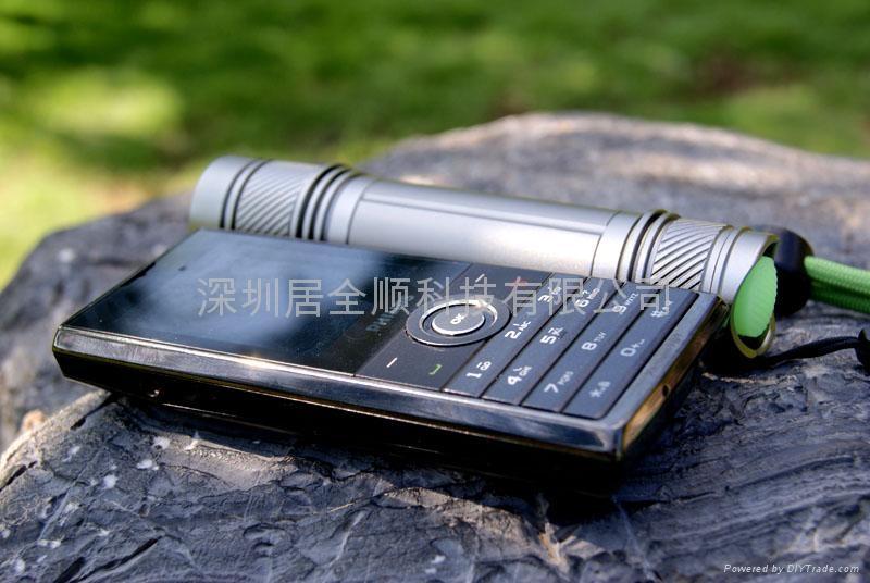 神火SuPFire S2 迷你小型強光手電筒 1