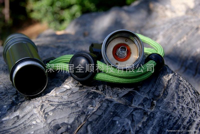 神火SuPFire S2 迷你小型強光手電筒 3