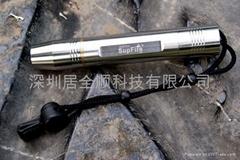 照玉supfireS8 強光手電筒 黃光套裝
