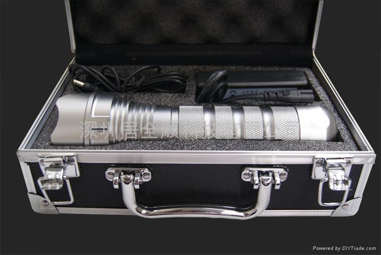 供應強光手電筒 HID-24氙氣手電筒 24W 2