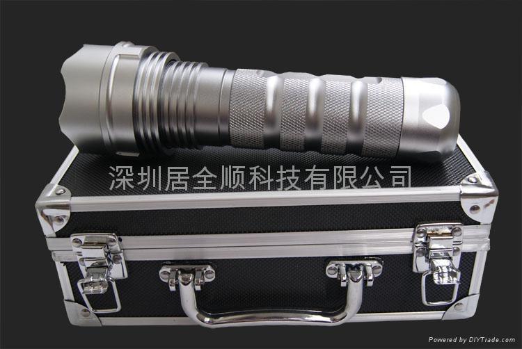 供應強光手電筒 HID-24氙氣手電筒 24W 3