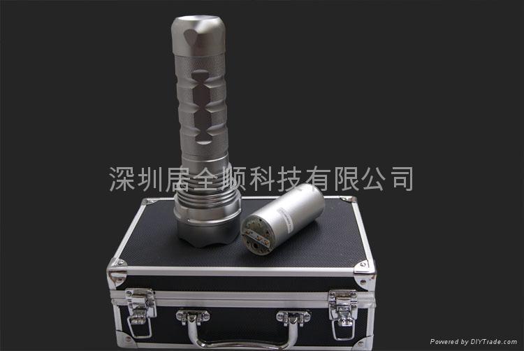 供應強光手電筒 HID-24氙氣手電筒 24W 5