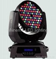 LED moving head 108pcs 1/3W par