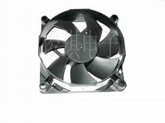 8025半圆框散热风扇