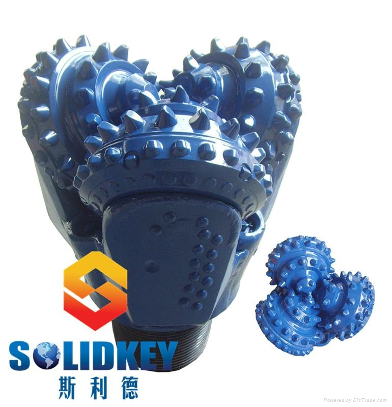 12 1/4'' Rock drill bit for oil and water well  4
