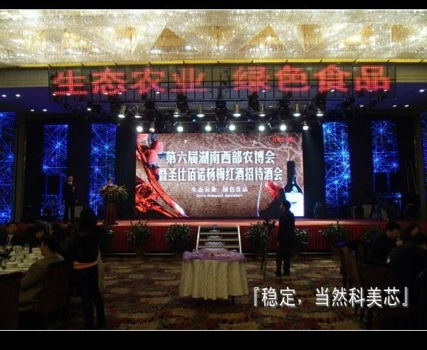 贛州婚慶LED大電視屏幕 4