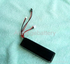 11.1V 2200mAh 40C high rate rc li po battery
