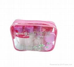 pvc化妆包 透明包装盒