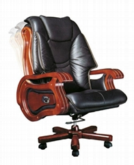 Office Turning Chair-flank