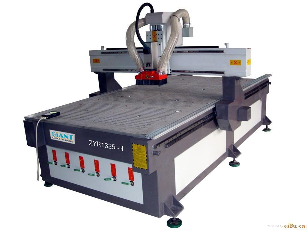 ZYR1325--H木工雕刻机 1