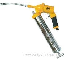 巨霸氣動工具 AT-6037 連續式風動黃油槍 1