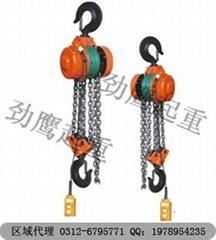 群吊dhp5型环链电动葫芦