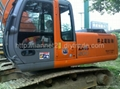 USED HITACHI ZAXIS200 Excavators