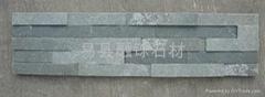 chinese green slate stone veneer
