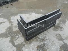 decorative wall  corner stone