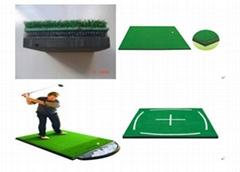 高爾夫專用打擊墊