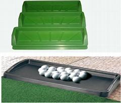 高爾夫球場球籃