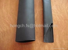 Double walled heat shrink tube